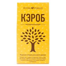 Royal Forest Кэроб необжаренный, 100г
